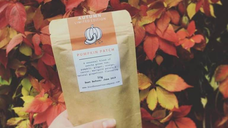Small batch pumpkin patch    Limited Edition AUTUMN blend – popping up online tonight! Only 50 available so be super quick!